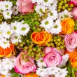 Abstract background of flowers. Close-up. — Stock Photo #54945305