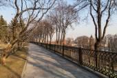 Kreml moskiewski park — Zdjęcie stockowe