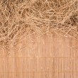 Close up of wicker as a detailed background — Stock Photo #74447373