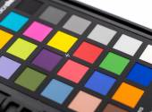 Color Swatches Palette — Stock Photo