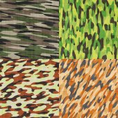 Camouflage as background or pattern — Stock Photo