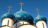 Ville historique russe vieux Souzdal l'anneau d'or — Photo