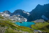 Bergsee — Stockfoto