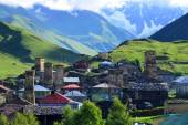 Ushguli,  Georgia — Stock Photo