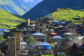 Upper Svaneti, Georgia  — Stock Photo