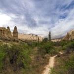 Love valley in Cappadocia. — Stock Photo #51940849