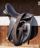 Cavaliere su cavallo. — Foto Stock