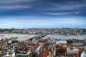 Город Стамбул, Турция. — Стоковое фото