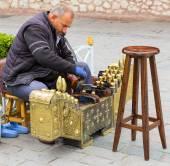 Shoeshine — Stock Photo
