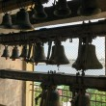 Church bell — Stock Photo #55410061
