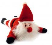 Santa claus hračka — Stock fotografie