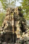 Angkor Wat, Khmer tapınak kompleksi, — Stockfoto