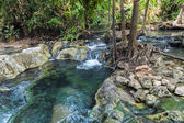 Krabi hot springs — Stock Photo