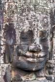 Monument Bayon tempel, Angkor, Cambodja — Stockfoto