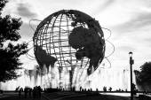 NEW YORK - September 7: View of Flushing Meadows-Corona Park Uni — Stock Photo
