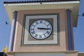 Tower clock — Stock Photo