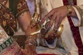 Dzień szczęśliwy wesele — Zdjęcie stockowe