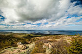 Cadillac Mountain at Acadia National Park in Maine  — ストック写真