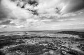 Cadillac Mountain at Acadia National Park in Maine  — Stock Photo