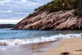 Parque Nacional de Acadia. Maine. — Fotografia Stock