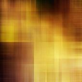 Konst abstrakt geometriskt mönster suddig bakgrund i guld och br — Stockfoto