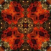 Art nouveau ornamental vintage pattern — Stock Photo