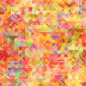 Art abstract pixel geometric seamless pattern background in ligh — Stock Photo