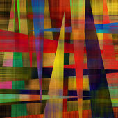 Art abstract geometric textured rainbow background in vanguard s — Φωτογραφία Αρχείου