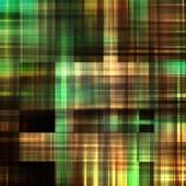 арт абстракция геометрических текстурированные красочный фон в зеленый, br — Стоковое фото