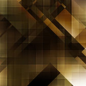 Art abstract geometric textured colorful background in gold, bei — Stock Photo