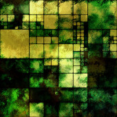 Art abstract geometric textured colorful background with square  — Foto Stock