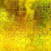 Art abstract colorful geometric pattern background in yellow, gr — Stock Photo