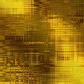ゴールドと b のアート抽象的なカラフルな幾何学的パターン背景 — ストック写真