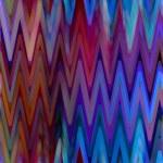 Art abstract colorful zigzag geometric seamless pattern backgrou — Stock Photo #53802911