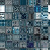 Kunst abstracte kleurrijke geometrische naadloze patroon — Stockfoto