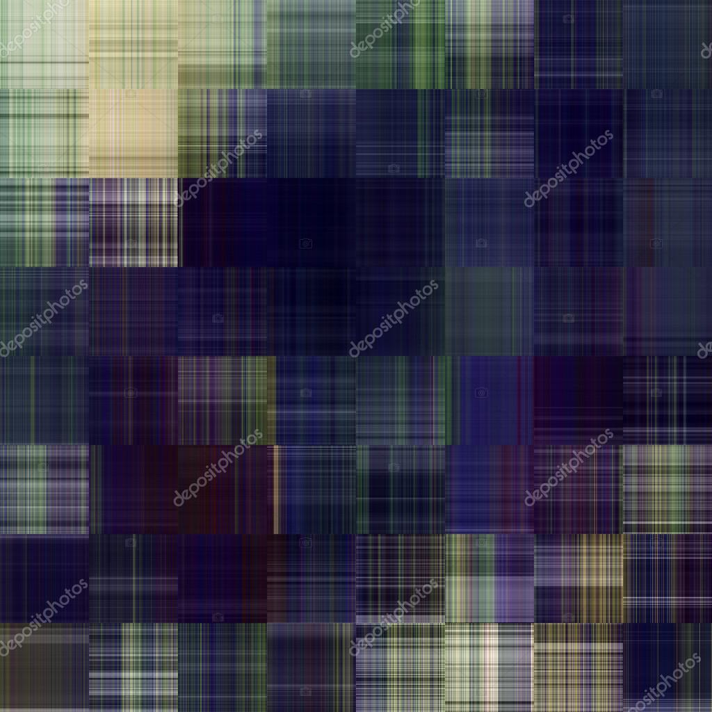 艺术抽象炫彩几何无缝花纹