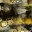 Art abstract acrylic and pencil background in beige, yellow, gre — Stock Photo #53813793