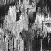 Art abstract grunge dust textured monochrome background in black — Stockfoto