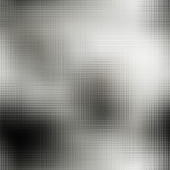 Art abstract glass textured monochrome  background in white, gre — Stock Photo