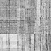 Art abstract monochrome geometric pattern background in white, g — Foto Stock