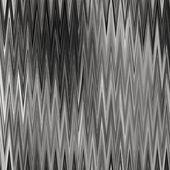 Arte abstrata monocromático padrão sem costura em ziguezague geométrico backgr — Fotografia Stock