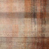 Art abstract pixel geometric pattern background in brown. grey a — Photo