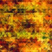 Art abstract colorful geometric seamless pattern — Stock Photo