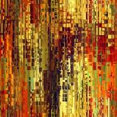Art abstract pixel geometric seamless pattern — Stock Photo