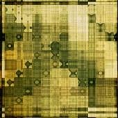 Arte abstracto fondo colorido patrón geométrico — Foto de Stock