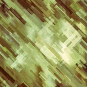 Art abstract geometric diagonal pattern background in green,  br — Stock Photo