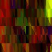 Art abstrait géométrique de fond coloré — Photo