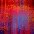 Art abstract pixel geometric  pattern background in red, purple, — Stock Photo #65336315