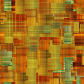Art abstract colorful geometric pattern, tiled background in ora — Stock Photo