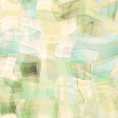 Art abstract colorful chaotic waves seamless pattern, background — Stok fotoğraf